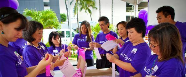 With Aloha Foundation